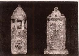 12 - Conques En Rouergue - Trésor De L´Eglise - 1er Reliquaire De Bégon. - 2ème Reliquaire Du Pape Pascal II (XII Siècl) - Autres Communes