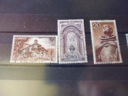 ESPAGNE TIMBRE YVERT N°2021.2023 - 1931-Aujourd'hui: II. République - ....Juan Carlos I