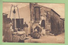 SAINT DENIS D'OLERON : Scène Villageoise à La Brée. Ile D'Oléron. St. 2 Scans. Edition Ramuntcho - Ile D'Oléron