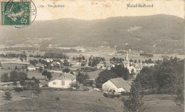 VUE GENERALE - Saint Nabord