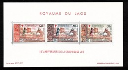 LAOS - 1967 - BF N° 39 - Neuf ** - Croix-Rouge - Laos