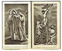 Doodsprentje/Image Pieuse Mortuaire. Edouard De Leeuw/Coppens. Aalst 1881/1948. - Images Religieuses