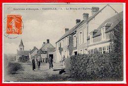 61 - TANVILLE --  Le Bourg Et L'Eglise - France