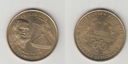 AMBOISE - LEONARD DE VINCI - LE CLOS LICE - ANNEE 2000 - Monnaie De Paris