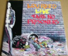 LOU REED LIVE - TAKE NO PRISONERS 2 LP -RCA 03066(2) (150616) - Disco, Pop