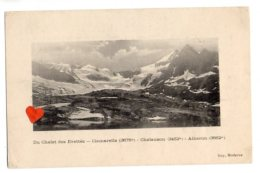 10753-LE-90-Du Chalet Des Evettes-Ciamarella (3676m)-Chalauson (3462m)-Albaron (3662m) - France