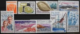 TAAF 1995 -  Du N° 194 Au N° 202 - 9 Timbres NEUFS** - Parfait Etat - - Terres Australes Et Antarctiques Françaises (TAAF)