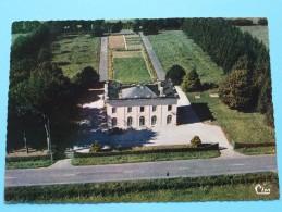 """Vue Aérienne Hôtel """" PETIT CHÂTEAU """" () Anno 19?? ( Zie Foto Voor Details ) !! - Cul-des-Sarts"""