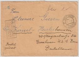 """1947, """" Wolfsberg In Kärnten """"  , #6134 - 1945-60 Briefe U. Dokumente"""