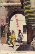 TUNISIE - TUNIS - ENTREE DU SOUK EL BEY - Tunisia