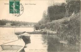 91 MORSANG SUR SEINE - QUAI D ABORDAGE - France