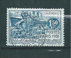 Colonie Timbre  De Nouvelle Calédonie De 1931  N°165  Oblitéré - Oblitérés