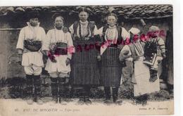 MACEDOINE - ENVIRONS DE MONASTIR - TYPES GRECS - Macédoine