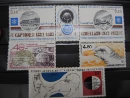 TAAF - Lot De Bonnes Valeurs Toutes Luxes - A Voir - P20813 - Unused Stamps