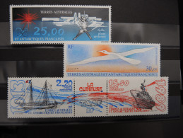 TAAF - Lot De Bonnes Valeurs Toutes Luxes - A Voir - P20814 - Unused Stamps