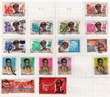 ANCIENNE COLLECTION DU CONGO - Repubblica Democratica Del Congo (1964-71)