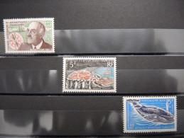 TAAF - N° 19, 20 Et 22 Luxes - Cote : 164 - A Voir - P20817 - Terres Australes Et Antarctiques Françaises (TAAF)