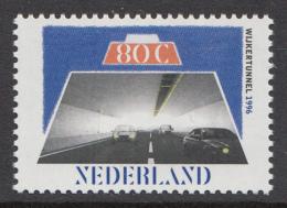 Neferland - Wijkertunnel - Noordzeekanaal/Velsen - Oeververbinding - MNH - NVPH 1687 - Bruggen