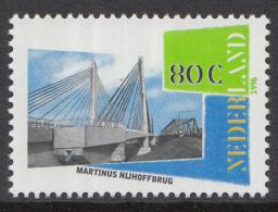 Neferland - Martinus Nijhoffbrug - Zaltbommel/De Waal - Oeververbinding - MNH - NVPH 1688 - Bruggen