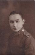 Foto Deutscher Soldat 1.Weltkrieg Kowno Kaunas Flieger Abteilung Flugzeug 1919 - War, Military