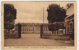 Vannes. La Caserne Du 505e Régiment De Chars D' Assaut - Vannes