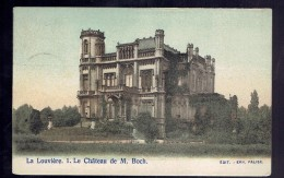 La Louvière Le Château De M. Bosch - La Louviere