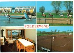 Zuienkerke Polderwind Multi View Oa Tennis Paardrijden Windsurfen - Zuienkerke
