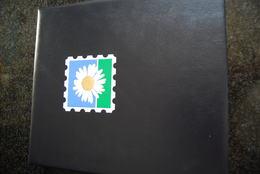 Thema Verzameling Bloemen En Planten In Davo Ringmapmet Slipcase. - Timbres