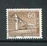 ALLEMAGNE BERLIN- Y&T N°133A- Oblitéré - [5] Berlin