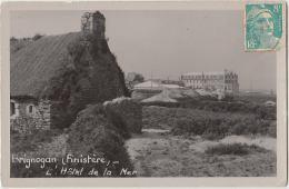 Brignogan , Finistère. Hôtel De La Mer. CPSM Pt Format. Vraie Photo. - Brignogan-Plage