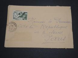 ALGERIE – Env Recommandée Pour La France – Détaillons Petite Archive - A Voir – Lot N° 18969 - Algérie (1924-1962)