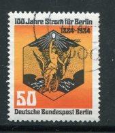 ALLEMAGNE BERLIN- Y&T N°681- Oblitéré - Berlin (West)