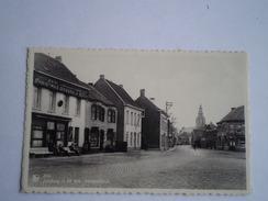 Zele // Zandberg En Dr.Arm.Rubbensstraat (zaal Sebastiaan) // 19?? Uitg. De Geest - Nels Bromurite (zeldzaam) - Zele