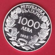 Bulgarie - 1000 Leva - 1996 - FDC - Bulgarie