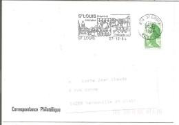 REUNION FLAMME DE SAINT LOUIS 1984