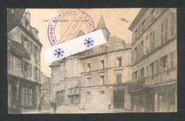 Cachet  Station Halte Repas   - L´officier... Saincaize (Nièvre) - Marcophilie (Lettres)