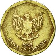 Monnaie, Indonésie, 100 Rupiah, 1995, TTB+, Aluminum-Bronze, KM:53 - India