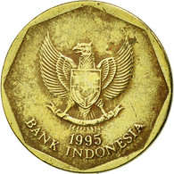 Monnaie, Indonésie, 100 Rupiah, 1995, TTB+, Aluminum-Bronze, KM:53 - Indien