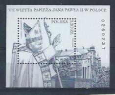 "POLOGNE : Bloc Y&T** N° 158 "" Jean-Paul II En Pologne "" - Cristianismo"