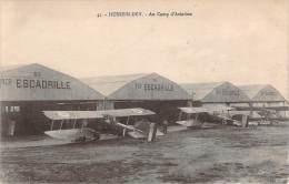 Aviation - Hussein-Dey, Au Camp D'Aviation - Aerodrome