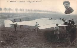 "Aviation - Sports Aviation - L'Appareil ""Blériot"" - Airmen, Fliers"