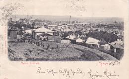 #BV3433  LANDSCAPE, VIEW, CITY, IASI, TOWER, POST CARD, ROMANIA. - Rumania