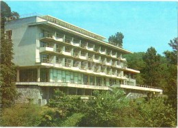 Holiday House Sukhumi - Sukhumi - Abkhazia - Postal Stationery - AVIA - 1981 - Georgia USSR - Unused - Géorgie