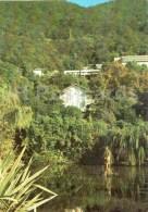 Hotel Garpish - Gagra - Abkhazia - Postal Stationery - 1982 - Georgia USSR - Unused - Géorgie