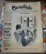 Candido Nuova Serie Satira Guareschi Del 05 Dicembre 1968 Rivista - Livres, BD, Revues