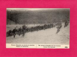 Miltaria, Plateau D'ETREPILLY Aux Abords Du Cimetière, Charge à La Baïonnette, (E. L. D.), 77 Seine Et Marne. - Manoeuvres