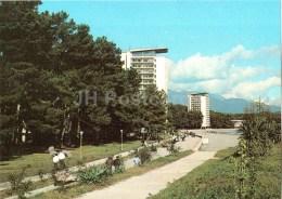 Embankment - Pitsunda - 1983 - Georgia USSR - Unused - Géorgie