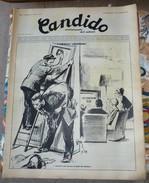 Candido Nuova Serie Satira Guareschi Del 10 Ottobre 1968 Rivista - Livres, BD, Revues