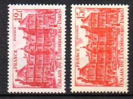 France   N° 803 & 804  Neuf  XX  MNH , Cote :  4,85 €  Au Quart De Cote - Neufs