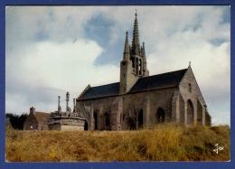 29 SAINT-JEAN-TROLIMON La Chapelle Notre-Dame De Tronoën, édifice Du XVe Siècle Et Calvaire Le Plus Ancien De Bretagne - Saint-Jean-Trolimon